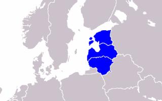 Как оформить визу в страны Прибалтики