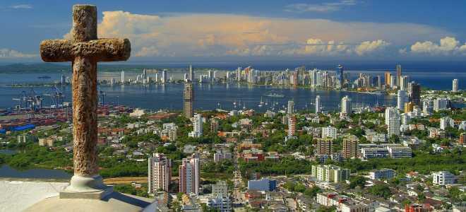 Образец составления анкеты на колумбийскую визу