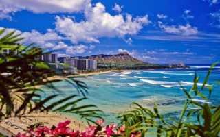 Порядок оформления гавайской визы