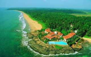Виза в Шри-Ланку — порядок онлайн-оформления