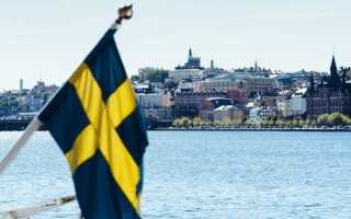 Оформление визы в Швецию — подробная инструкция, как заполнить анкету