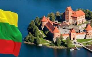 Какие бывают визы в Литву