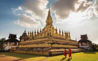 Как получить лаосскую визу