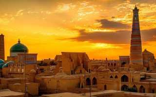 Виза в Узбекистан — правила въезда в страну