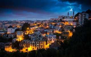 Как получить алжирскую визу