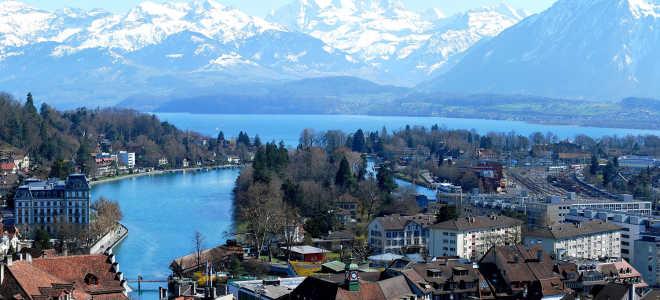 Как оформить швейцарскую визу