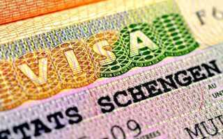 Виды визовых документов и их описание