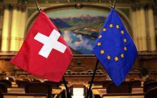 Как оформить визу в Швейцарию жителям России