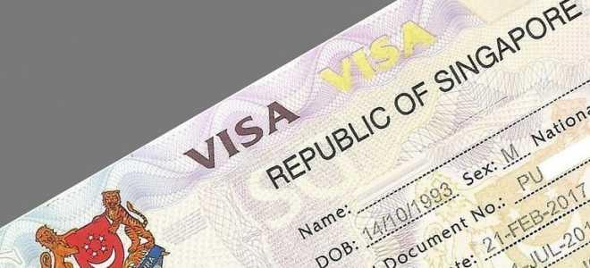 Как оформить визу в Сингапур для российских граждан в 2019 году