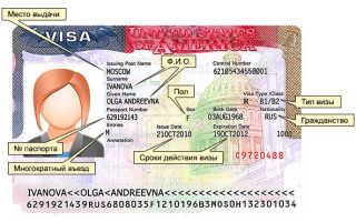 Разновидности виз в США