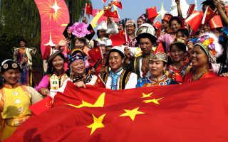 Как заполнить анкету для визы в Китай?