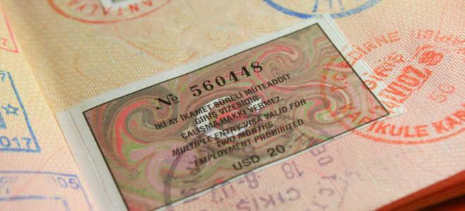 Кому нужна турецкая виза для въезда в страну