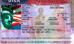 Сроки действия визы в США