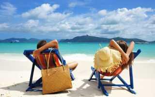 Где можно отдохнуть у моря весной без визы