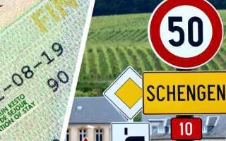На какой срок дается шенгенская виза