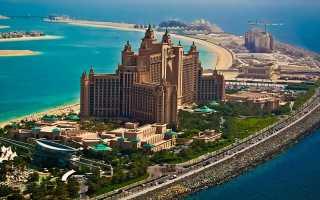 Виза в Дубай — сроки оформления разрешения