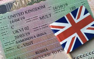Какая нужна виза для поездки в Англию?