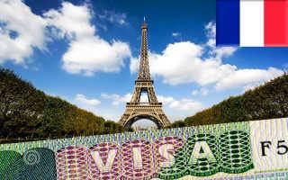 Как россиянину оформить французскую визу в 2020 году