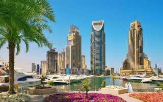 Как самому оформить визу в ОАЭ