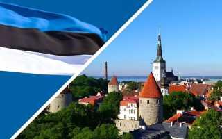 Виза в Эстонию для россиян в 2020 году — документы, стоимость, особенности оформления