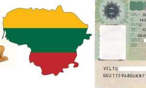 Сроки выдачи виз в Литву