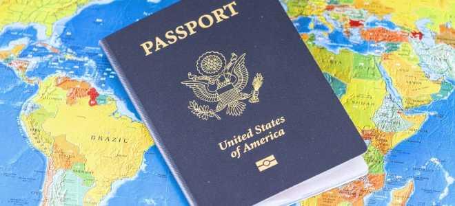 Как американцу получить визу в Россию