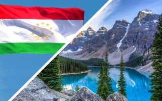 Как получить таджикскую визу
