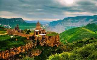 Виза в Армению для граждан России