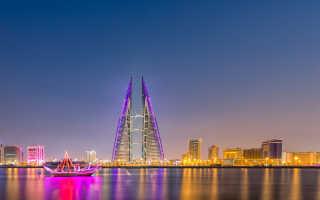 Получение визы в аэропорту Бахрейна