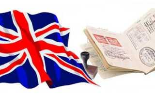 Получение визы в Великобританию: порядок оформления
