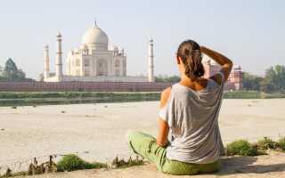 Способы оформления индийской визы