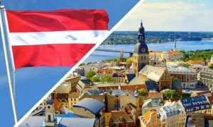 Стоимость шенгенской визы в Латвию