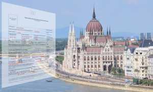 Пример правильного заполнения анкеты на визу Венгрию