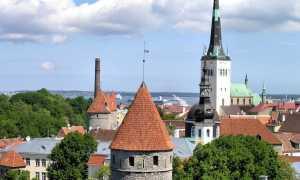 Виды и оформление эстонских виз