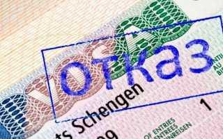 Почему вам могут отказать в шенгенской визе?