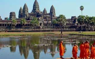 Камбоджа: нужно ли оформлять визу?