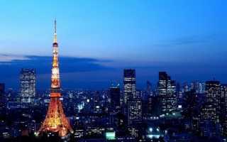 Порядок получения японской визы