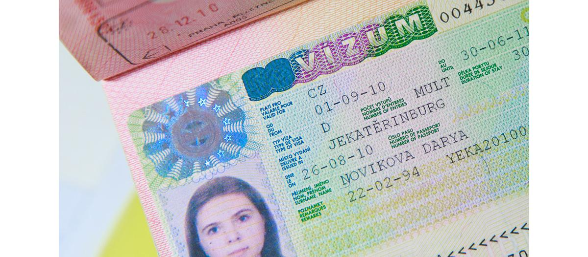 Виды рабочих виз в чехию