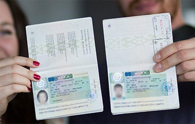 Фото на рабочую визу в Польшу