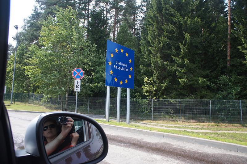 Въезд на территорию стран шенгена