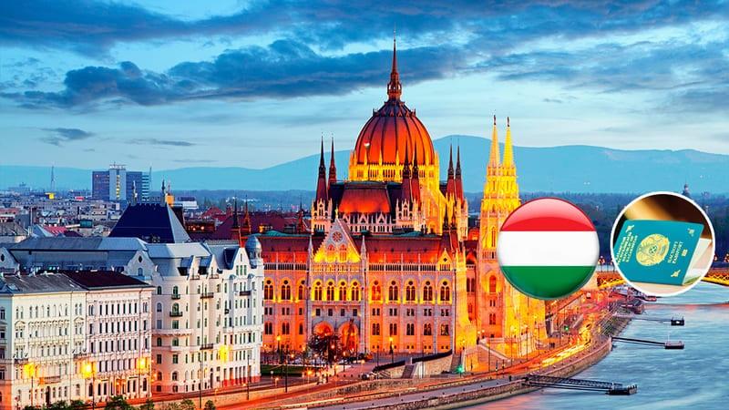 Легко ли получить визу в Венгрию
