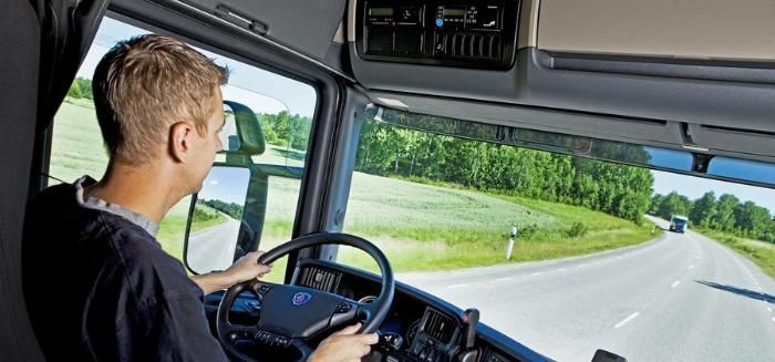 Водители-дальнобойщики