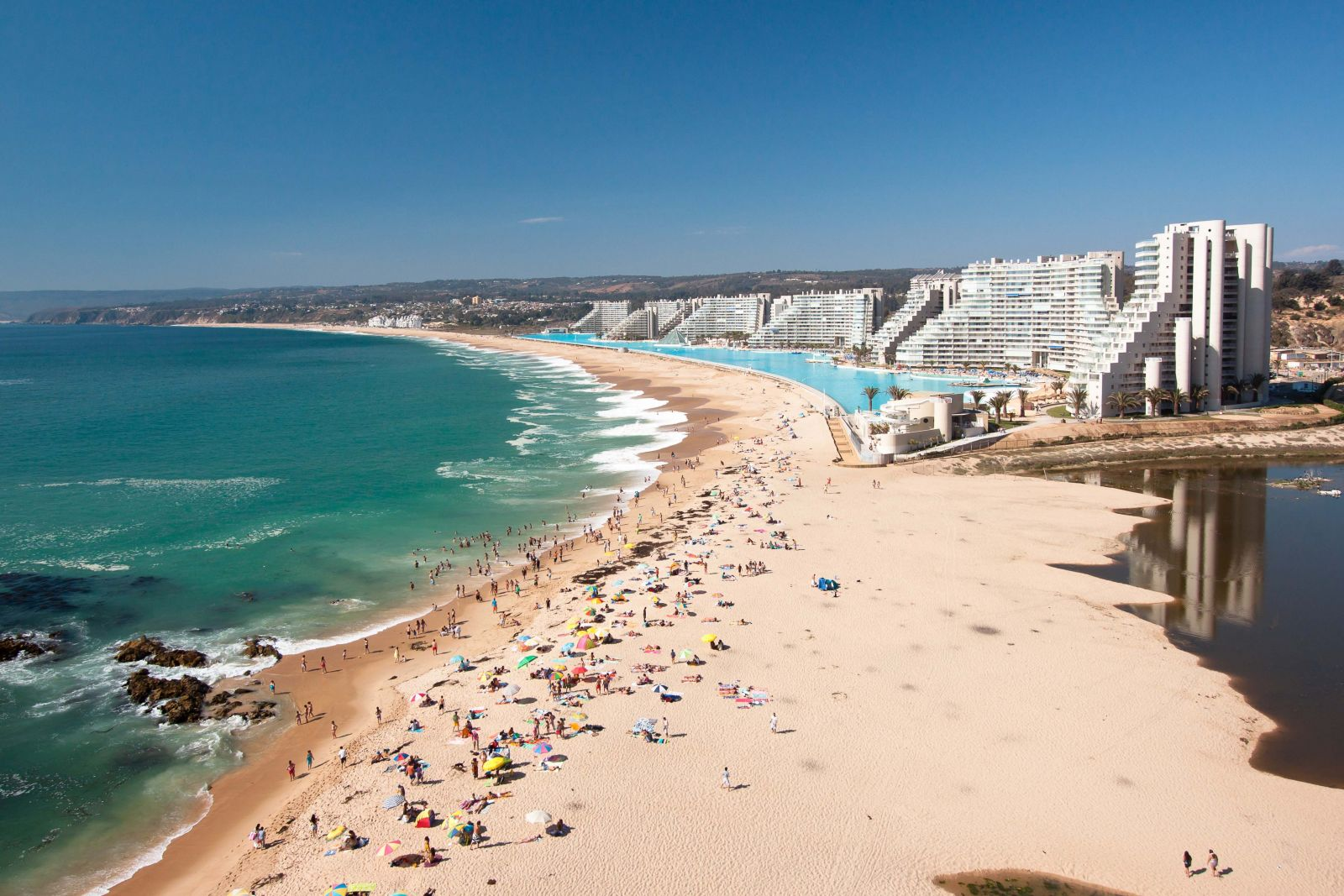 Один из пляжей Чили