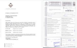 Пригласительное письмо для визы