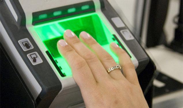 Биометрия виза