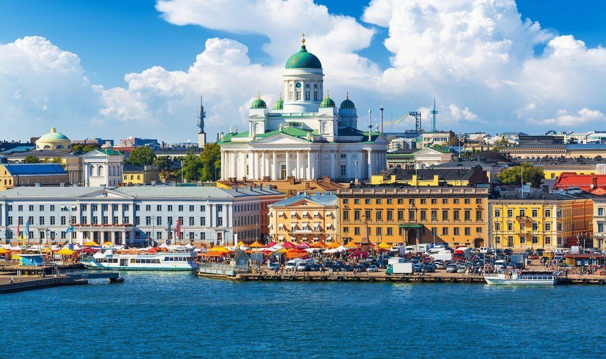 Неходится ли финляндия в шенген