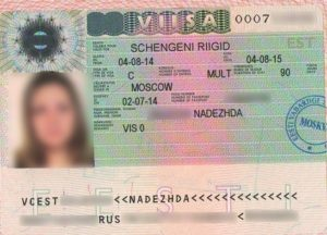 Гостевая виза в Эстонию