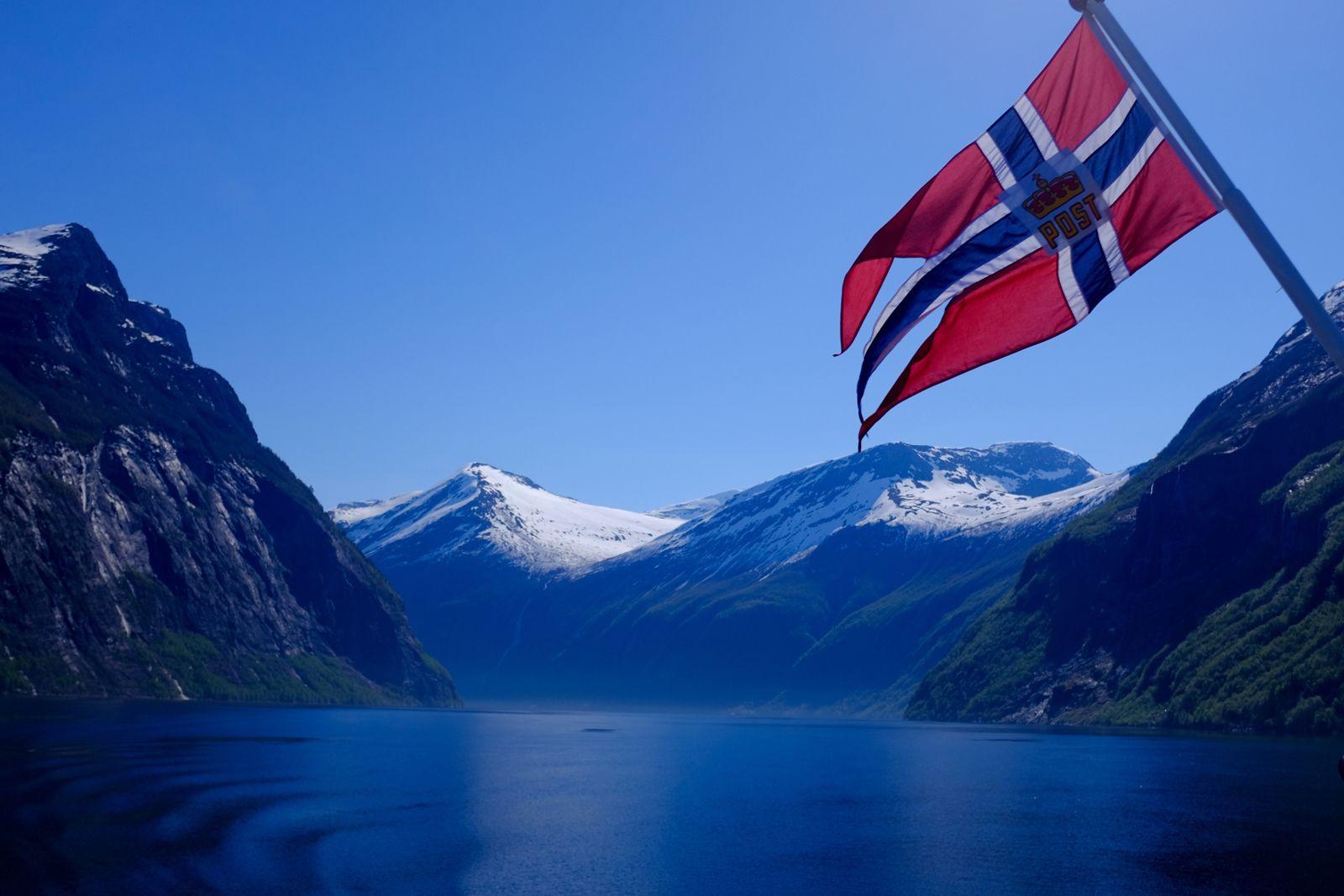 Как россиянам оформить визу в Норвегию в 2020 году