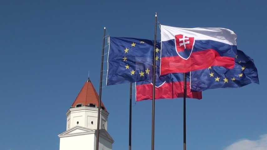 Оформление визы в Словакию самостоятельно