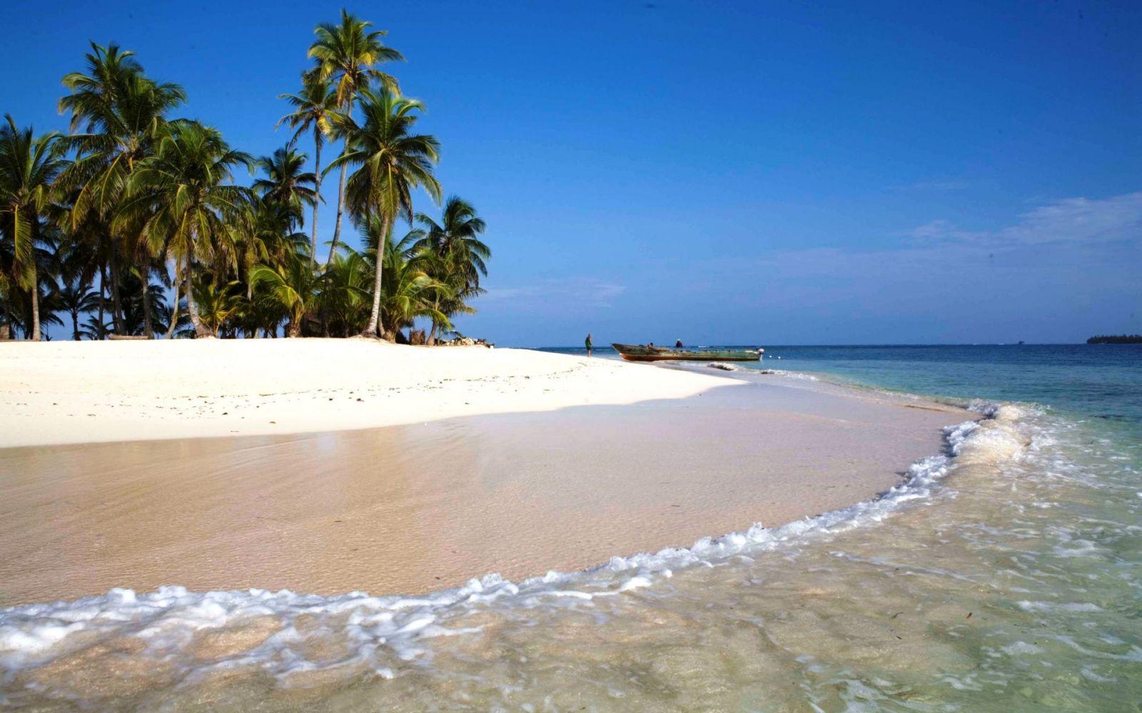 Побережье Панамы